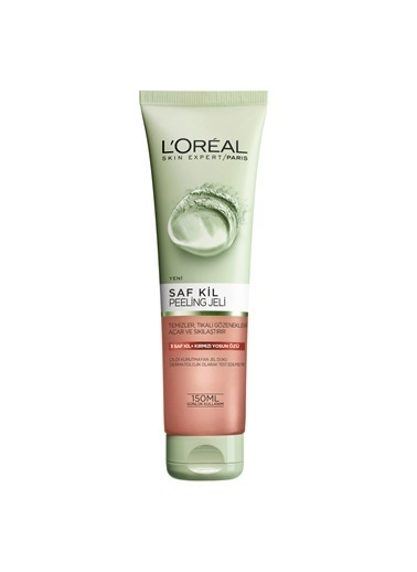 L'Oréal Paris Saf Kil Peeling Jeli Renksiz